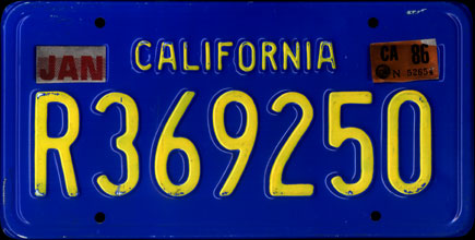 California - 1986 Prop