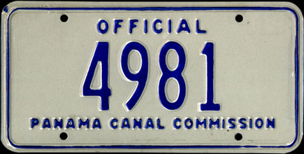 Panama Canal Commission - Official