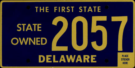 Delaware - State Owned