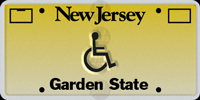 New Jersey Handicapped