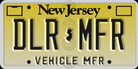 New Jersey Dealer & Vehicle Manufacturer
