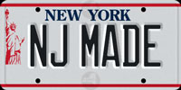 New York Made                   In New Jersey