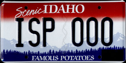 Idaho - 2006 Idaho State Police Sample