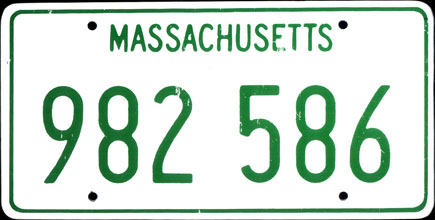 Massachusetts - Prop 1977 Base Passenger