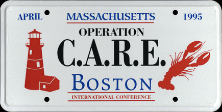 Massachusetts -                         1995 Operation C.A.R.E. Conference Authority