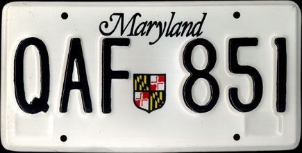 Maryland - 1986                   Base Prop