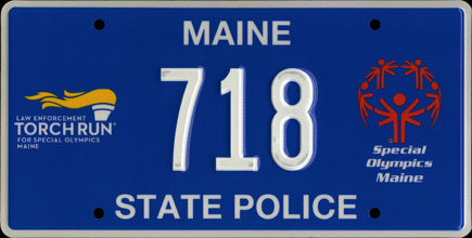 Maine - 2017 State Police