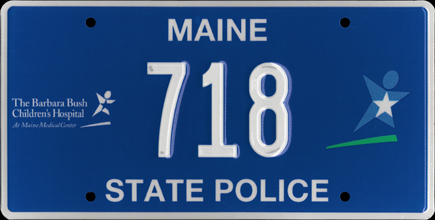Maine - 2018 State Police