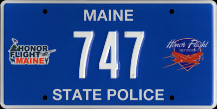 Maine - 2019 State Police