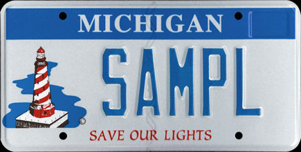 Michigan                             - 2011 Save Our Lights Sample