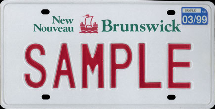 New Brunswick                             - 1999 Sample