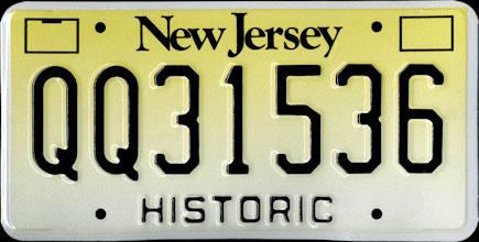 New Jersey -                           2000 Historic
