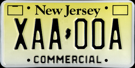 New Jersey -                         2003 Commercial Sample