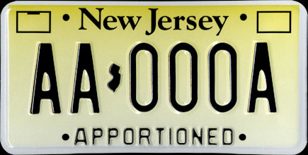 New Jersey -                         2005 Apportioned Sample