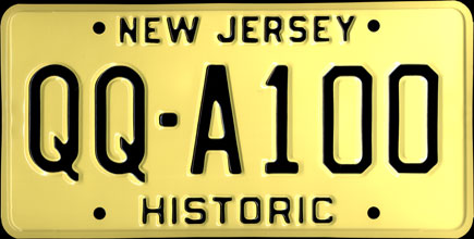 New Jersey                           1959 Base - Historic Sample