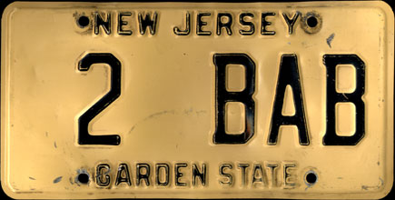 New                   Jersey - Bergen County Courtesy