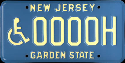 New Jersey - 1979 Handicap                   Sample