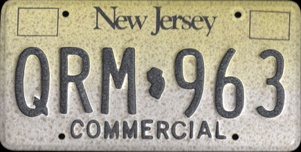 New Jersey -                   1992 Base Commercial Prop