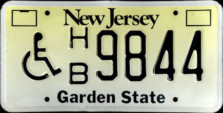 New Jersey -                           Handicapped Remake