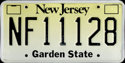New Jersey - 1992 No Fee
