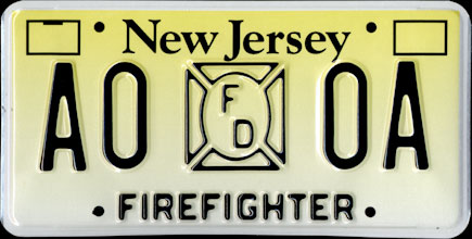 New Jersey -                           Firefighter Sample