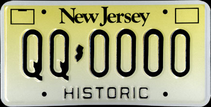 New Jersey - Historic                           Sample