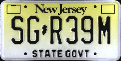 New Jersey - State Government