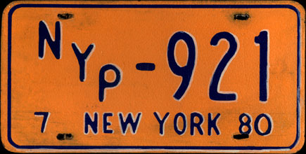 New York - Prop 1980 New                   York Press
