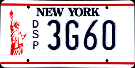 New York - 1986 Base                   Prop State Police Police from The Shipping News from                   The Shipping News