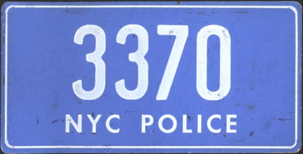 New York - Prop NYC Police