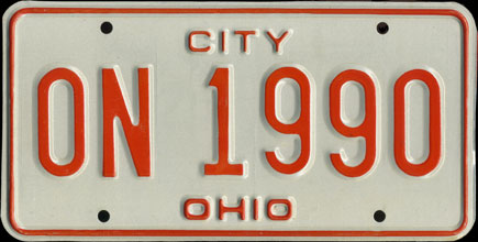 Ohio - 1976                             Base City Government