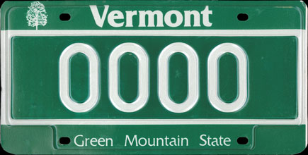 Vermont - 1985 Base                                             Sample