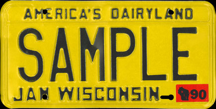 Wisconsin - 1990 Passenger Sample